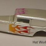Airbrushing Flames #2