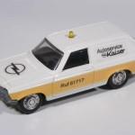 Schuco Opel Restoration