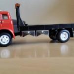 """How-To"" Project:  Custom M2 Machines Rollback Truck by Atsuhiko Tandai"