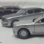 Kyosho – Bentley MiniCar Collection Release 72
